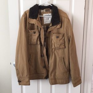 Men's Aeropostale Tan Jacket